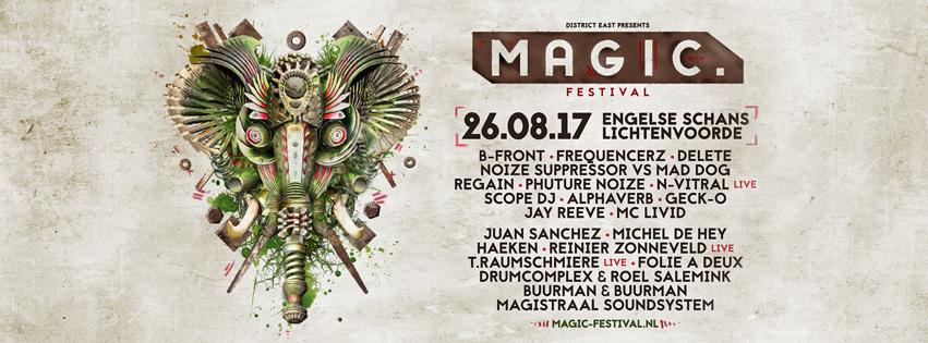 Stagiair(e) Marketing & Communicatie Magic Festival