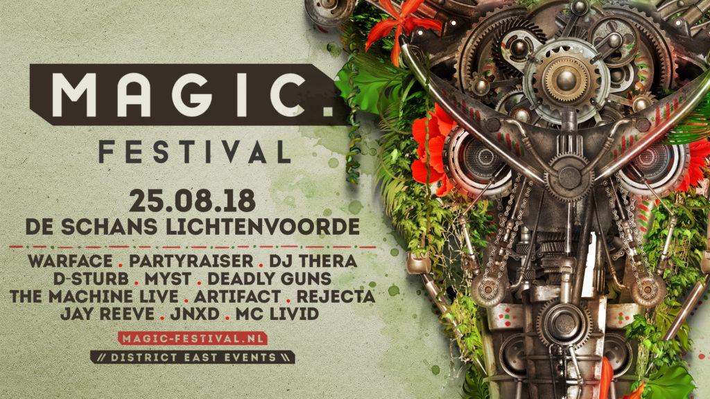 Magic Festival 2018