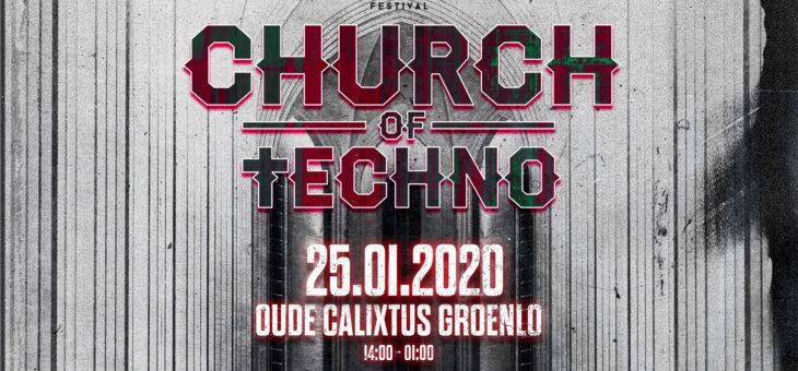 Magic Festival presents: † Church of Techno †