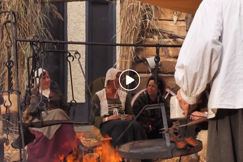 Bekijk hier de aftermovie van Slag om Grolle | Oude Calixtuskerk 2019